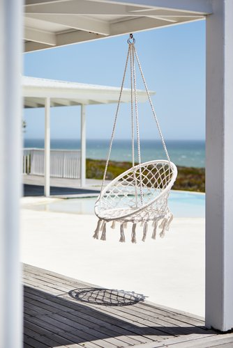Jysk Outdoor Lounge Chair Hanging Chair Nittedal W83xl83 White | Jysk
