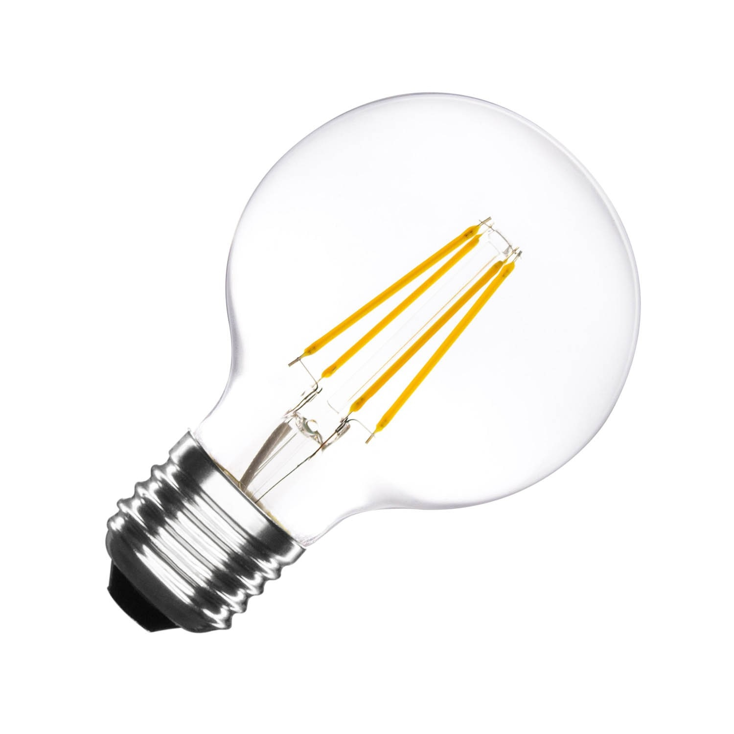 Led Dimmbar E27 Led Lampe E27 G80 6w Globe Filament Dimmbar
