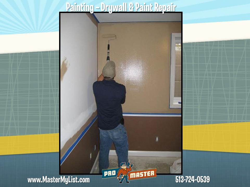 Cincinnati Drywall Repair | Ceiling Drywall Repair Ohio