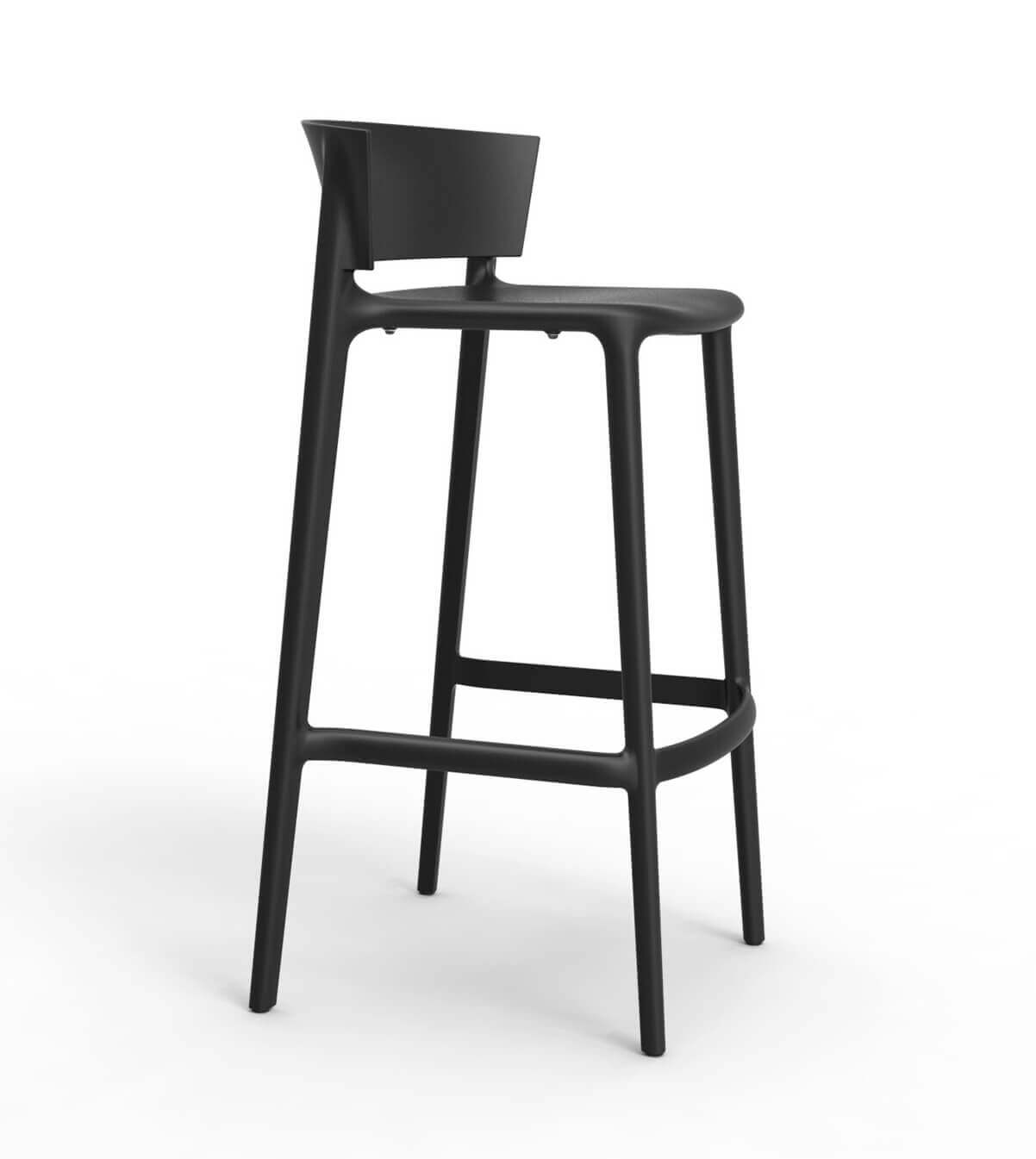 Designer High Chair Outdoor High Stool