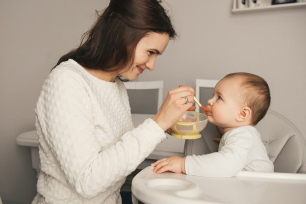 8th month baby food Feeding schedule with Tasty Recipes
