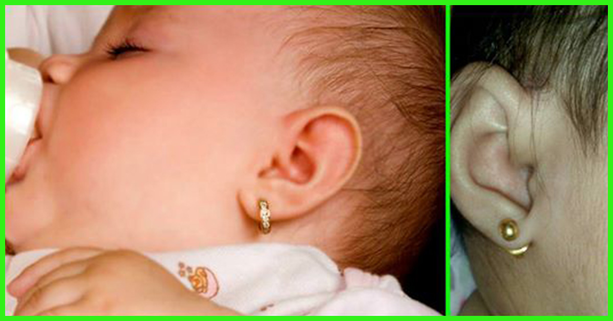 When And How To Get Baby\u0027s Ears Pierced?