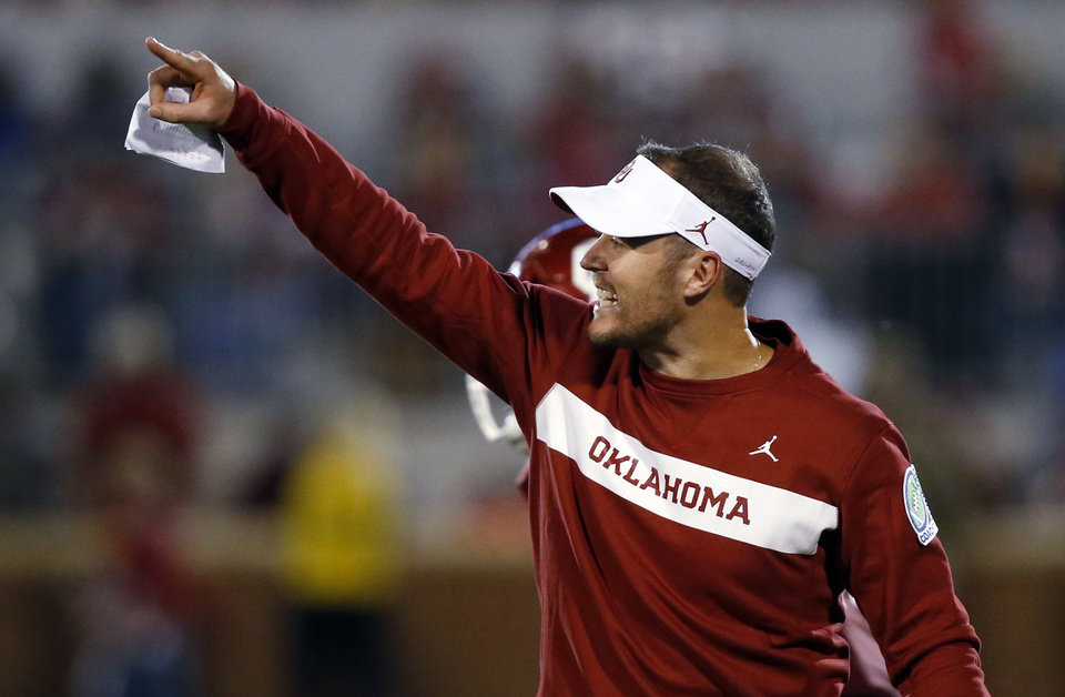 Three things to know about OU\u0027s 2019 schedule - Article Photos