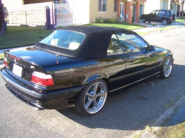 BMW E30/E36 Convertible Top Repair and Adjustment 3-Series (1983