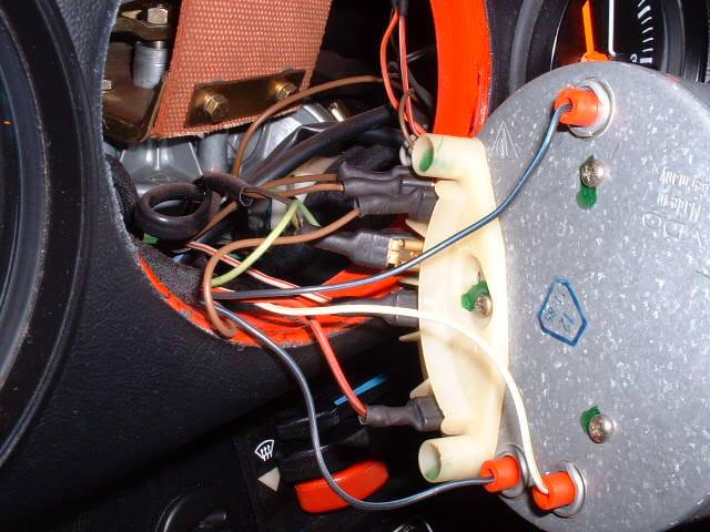 Porsche 914 Dashboard Gauge Repair 914 (1970-1976) Pelican Parts