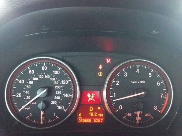 BMW E30/E36 Air Bag Warning Light Reset 3-Series (1983-1999