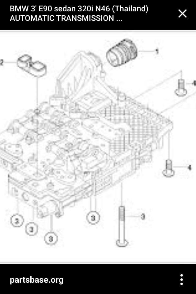 BMW E90 Automatic Transmission Fluid Replacement E91, E92, E93
