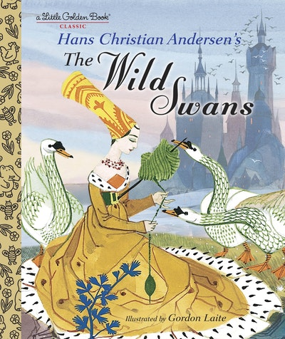 LGB The Wild Swans by Hans Christian Andersen - Penguin Books New