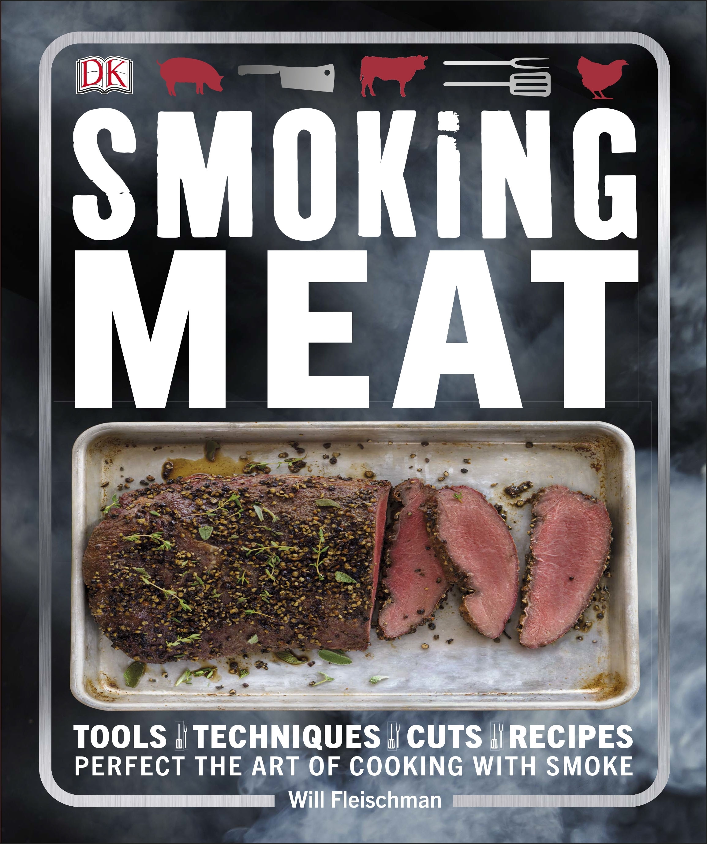 Smoking Meat By Will Fleischman Penguin Books Australia - Meat Smoker In Australia