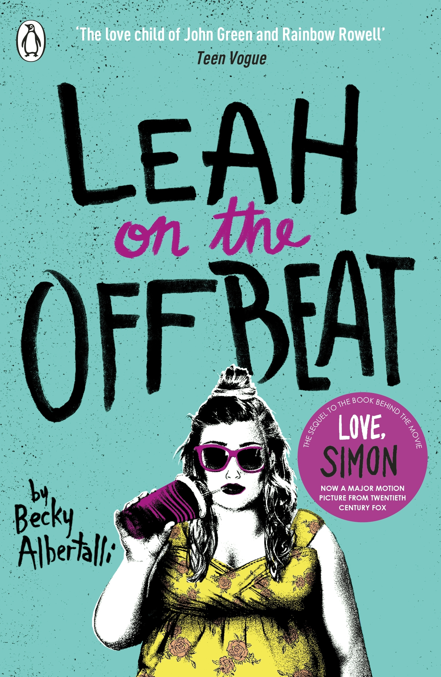 Libro Peppa Pig Leah On The Offbeat By Becky Albertalli - Penguin Books