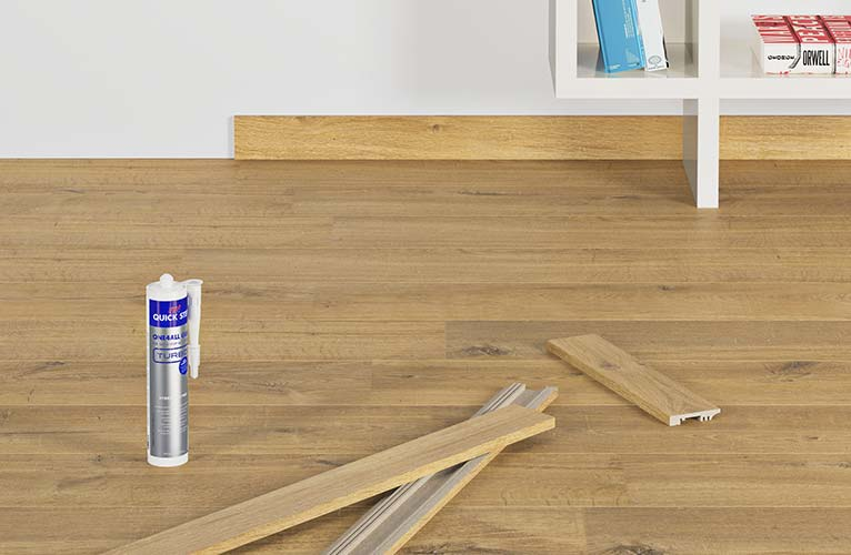 Quick Step Leroy Merlin Laminate Profiles And Skirtings | Quick-step.co.uk