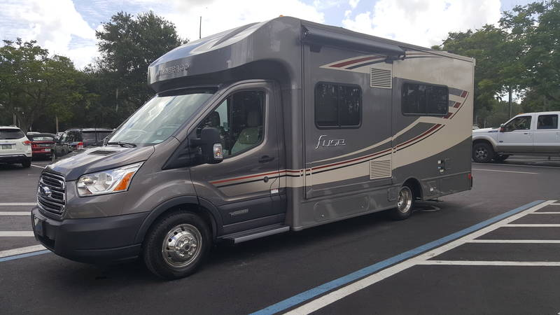 2017 Winnebago Fuse 23A, Class C RV For Sale By Owner in Miami Beach