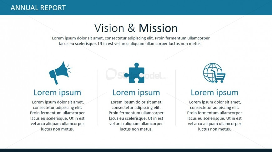 Professional PowerPoint Templates for Vision and Mission - SlideModel
