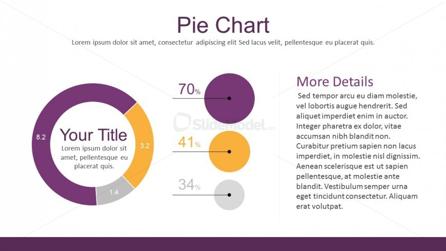 Pie Chart Infographic Presentation For Business PowerPoint - SlideModel - pie chart templates