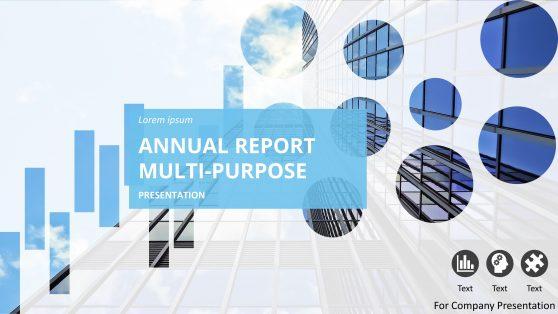 Progress Report PowerPoint Templates