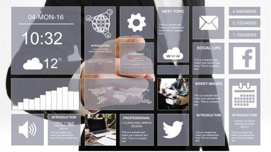 Interactive Design PowerPoint Templates