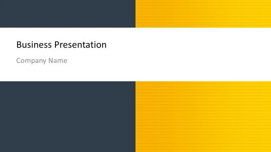 Professional Business Templates for PowerPoint