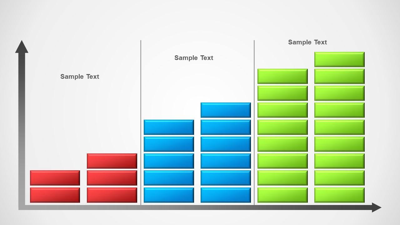 Concept Bar Chart Template for PowerPoint - SlideModel - Bar Chart Template