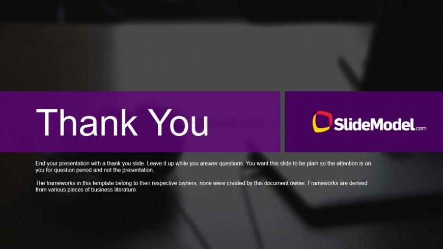 Case Studies Thank you Page - SlideModel