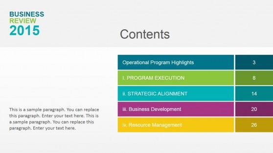 indicator PowerPoint Templates