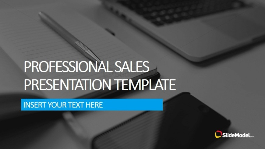 Professional Sales Presentation Template - SlideModel - sales presentation template