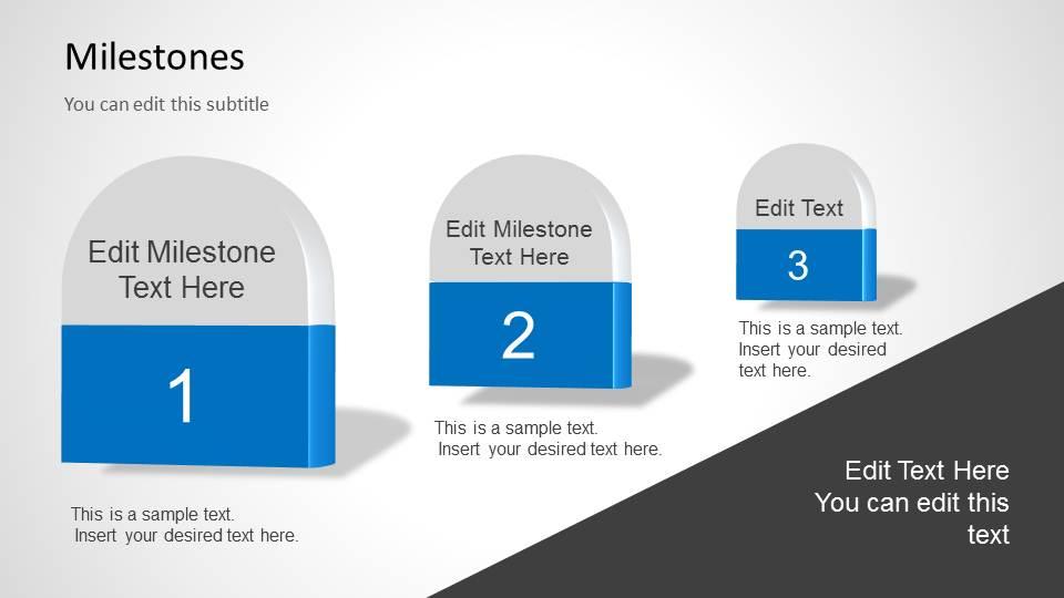Milestones Template for PowerPoint - SlideModel
