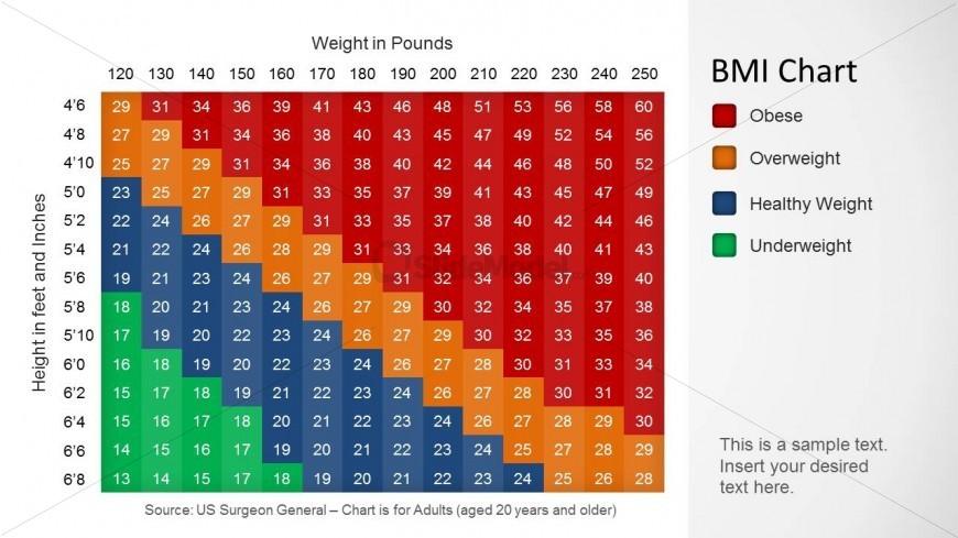 6338-01-bmi-chart-1 - SlideModel - bmi chart template