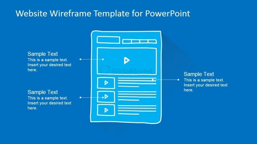 Powerpoint Sitemap Template - mandegarinfo