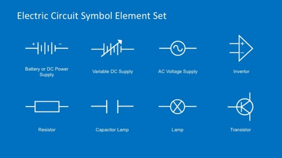 Basic Ac Wiring Diagrams Symbol Powerpoint Templates