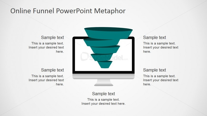 Professional PowerPoint Template of Sales Funnel - SlideModel