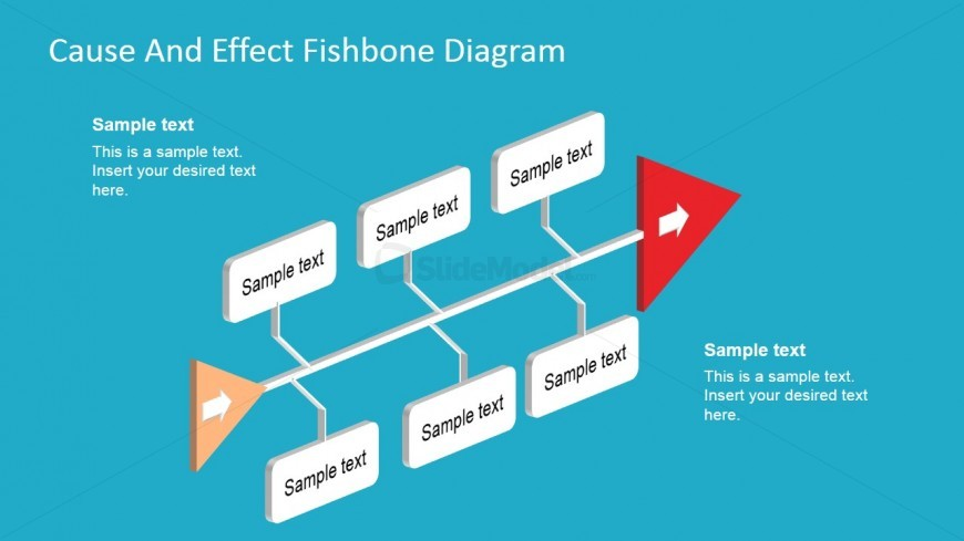 PowerPoint Fishbone Template - SlideModel
