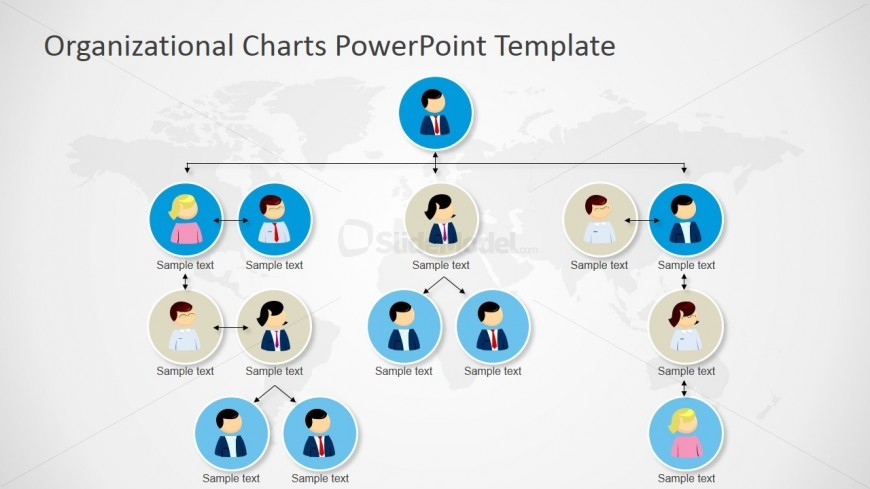org chart template ppt - Vatozhub-rural
