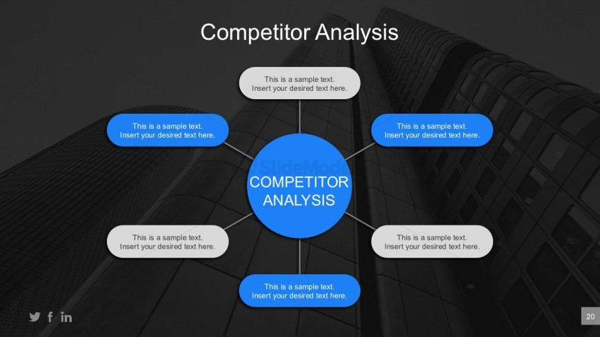 Business Competitor Comparison PowerPoint Report - SlideModel - competitor analysis report