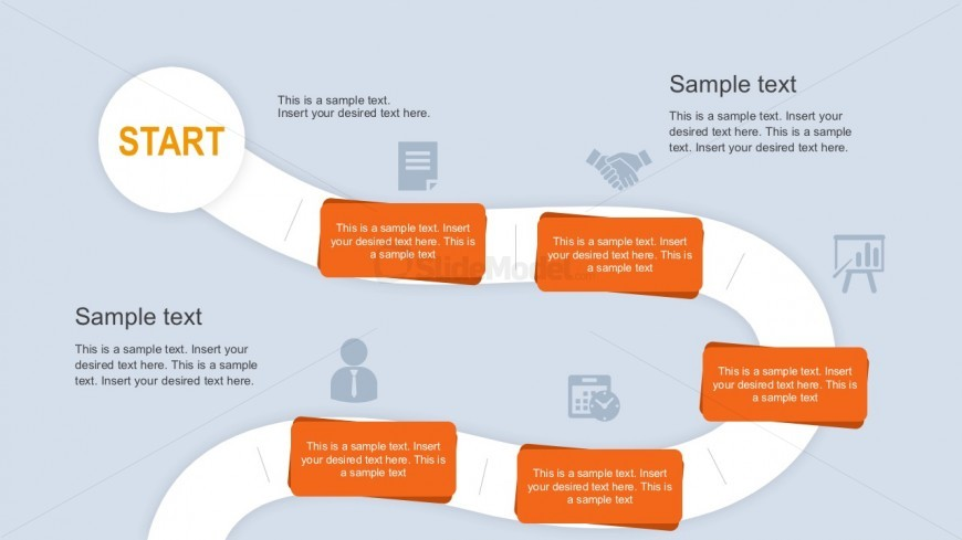 Timeline Roadmap PowerPoint Presentation Slides - SlideModel