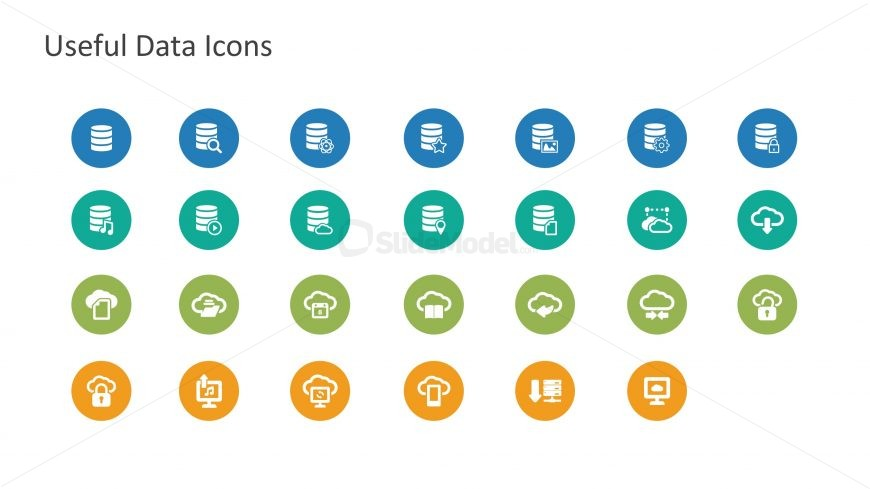 Business Analytics Icons PowerPoint Templates - SlideModel - science powerpoint template