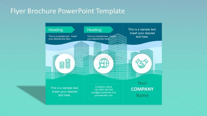 Digital Brochure PowerPoint Templates - SlideModel