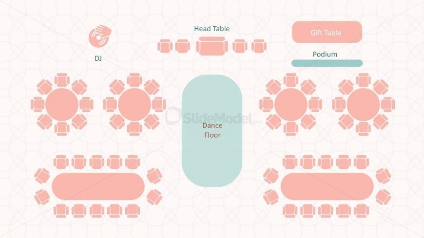 Wedding Reception Template PowerPoint - SlideModel