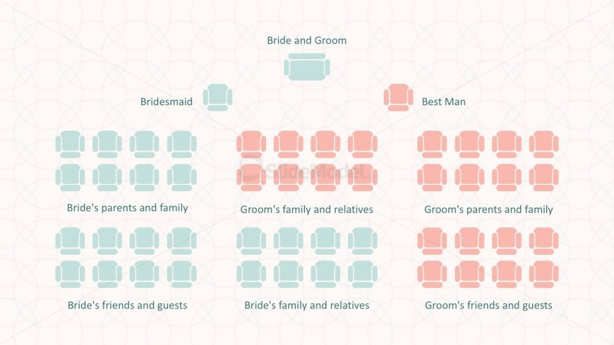 Wedding Seating Plan Template PowerPoint - SlideModel