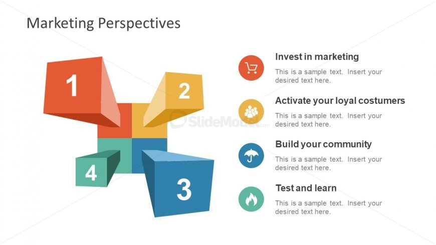 Marketing Perspective Industry Analysis PowerPoint - SlideModel