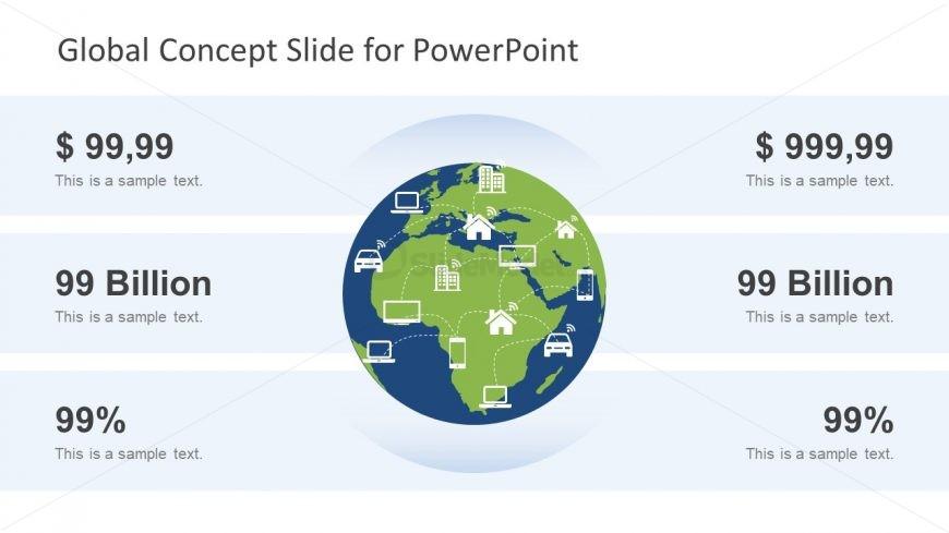 Trend Global PowerPoint Template - SlideModel - global powerpoint template