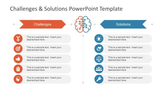 Comparison Tables for PowerPoint