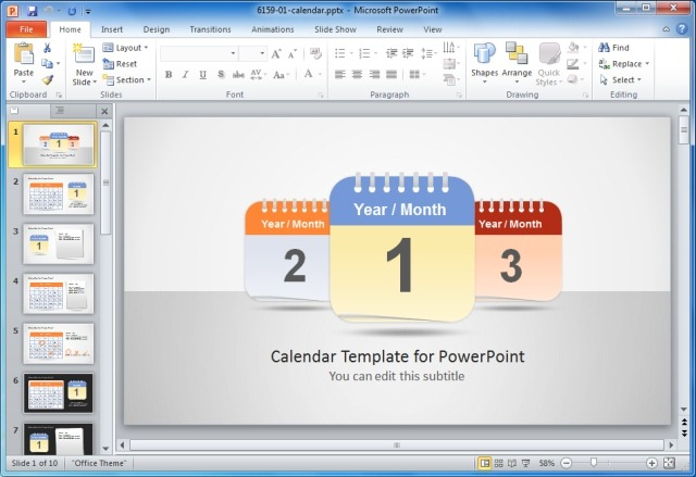 Time Management PowerPoint Templates