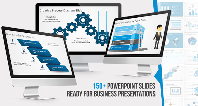 150+ Free PowerPoint Templates to Make Great Visually Appealing