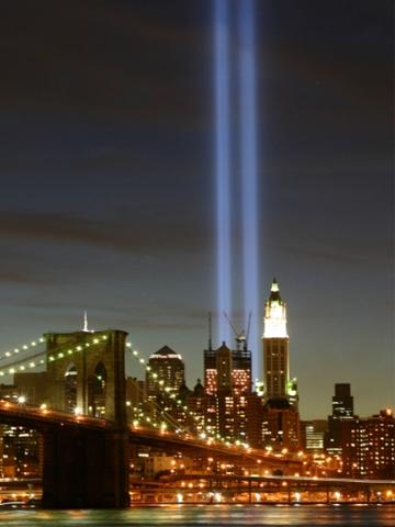 9-11 Memorial 2 Wallpaper   iPhone   Blackberry