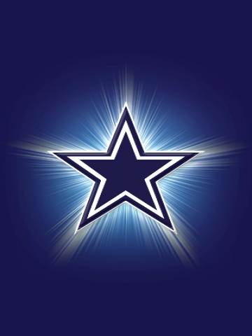 Dallas Cowboys 3d Wallpaper Dallas Cowboys Star Wallpaper Iphone Blackberry