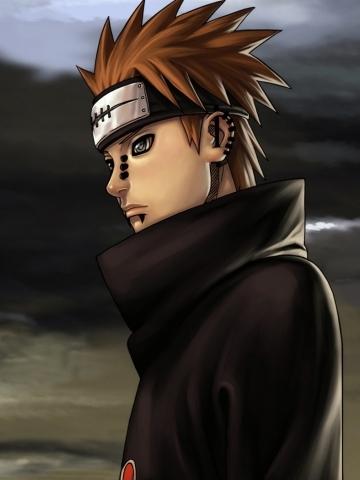 Naruto Quotes About Pain Wallpaper Nagato Pain Naruto Wallpaper