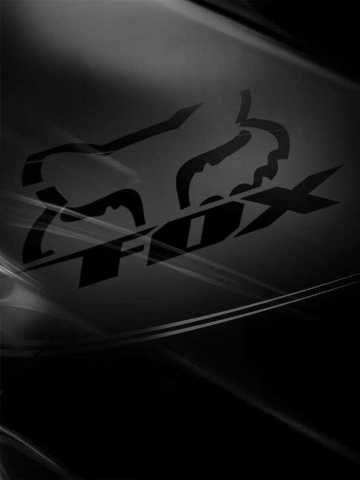 Hello Kitty 3d Wallpaper Fox Racing Logo Wallpaper Iphone Blackberry
