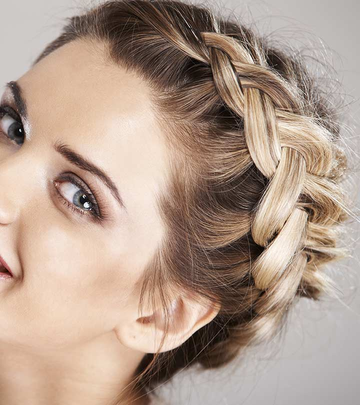 Hair Styling Devices How To Make A Dutch Braid A Step By Step Tutorial