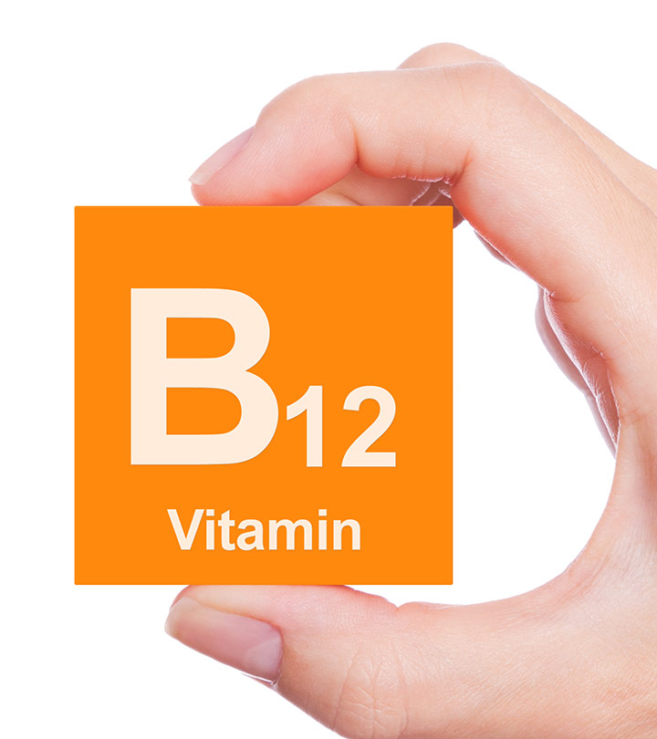 Vitamin B12 Deficiency - Causes, Symptoms And Treatment