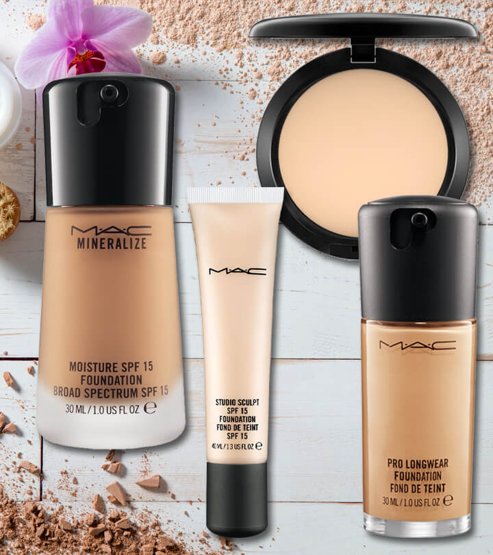 11 Best MAC Foundations For Different Skin Types - 2019 Update
